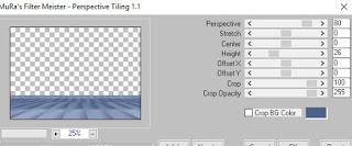 PERSPECTIVE TILING