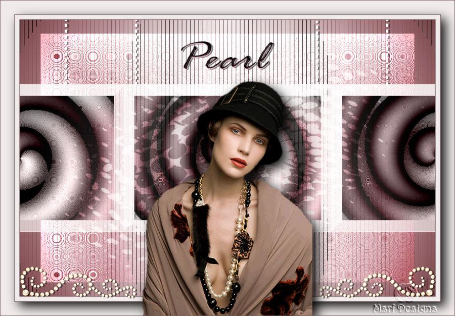 Pearl Tutorial by Msrf Designs