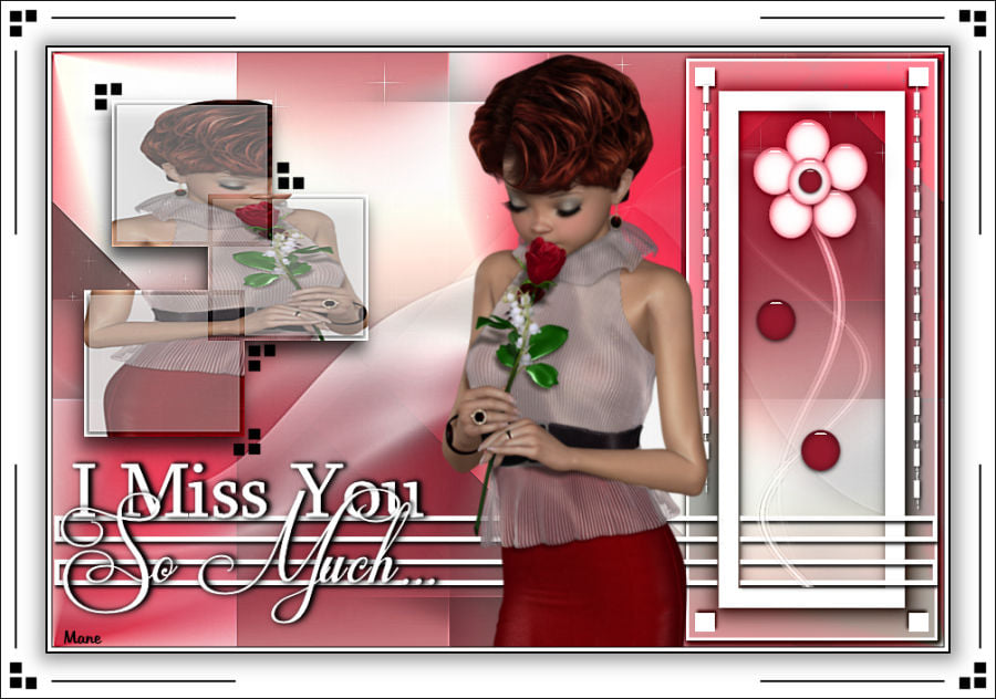 miss you tutorial